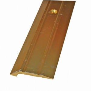 Buy Carpet To Carpet Twin Grip Matt Gold Door Trim 2 7 Mtr