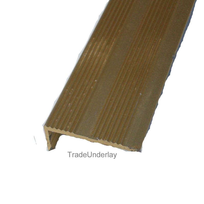 Laminate flooring fitting laminate flooring edging for Floor edge trim
