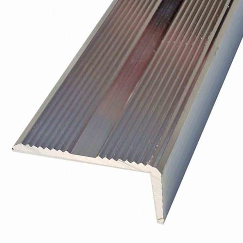 Home / Flooring Products / Metal Stair Nosings / Carpet Matwell angle ...