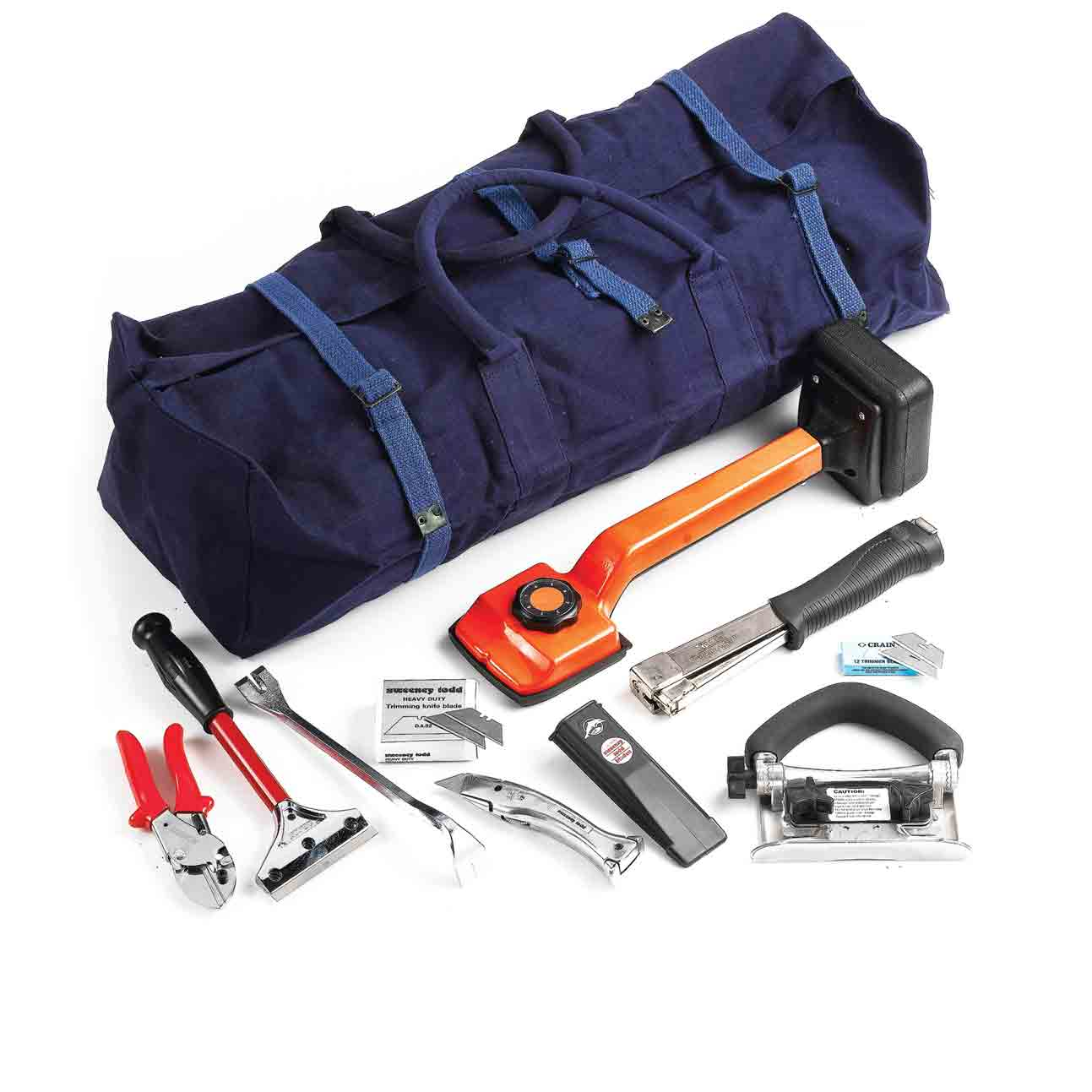 KITS - Flooring Carpet fitter Leister Tool Kits
