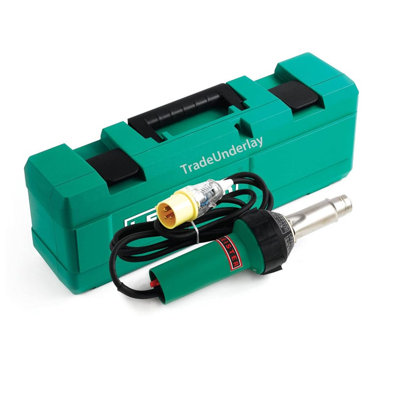Buy Leister Welder 110v New St Pushfit Hot Air Vinyl Floor