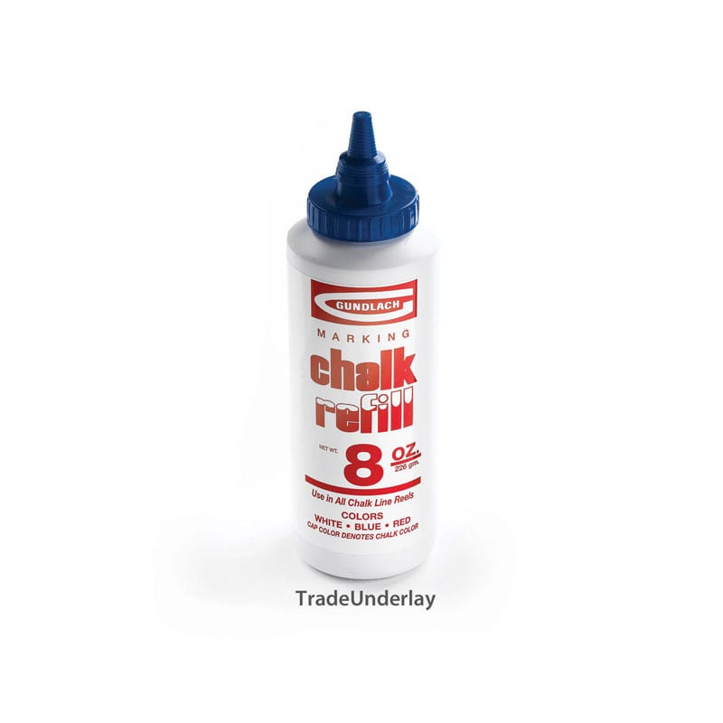 buy chalk line reel plumb line blue chalk 225gm tradeunderlay com