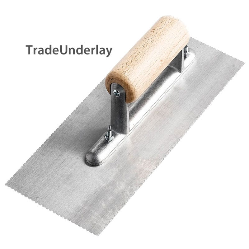Buy Adhesive Notched Trowel Complete With 2 0 Mm Blade